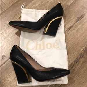 Great condition Chloé high heels
